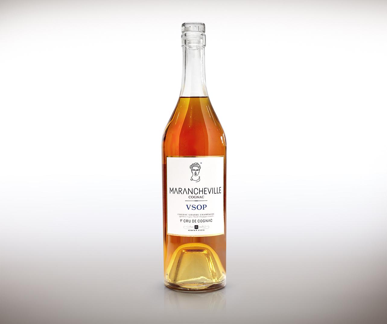 Cognac vsop marancheville for Piscine d eau cognac